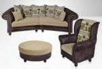ein hauch von afrika im wohnzimmer. Black Bedroom Furniture Sets. Home Design Ideas