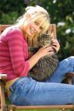 Katzenfutter weniger ist oft mehr