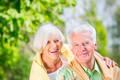 glückliche Rentner© Fotowerk - Fotolia.com