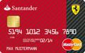 Ferrrari Kreditkarte © Santander Consumer Bank AG