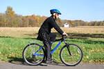 Radfahren ist in, Autofahren out © Kimberly Reinick - Fotolia.com