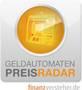 Gebühren am Geldautomaten – Preisradar verspricht Überblick © ING-DiBa finanzversteher.de
