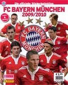 Fussball-Sammelbilder Serie FC Bayern München 2009/2010